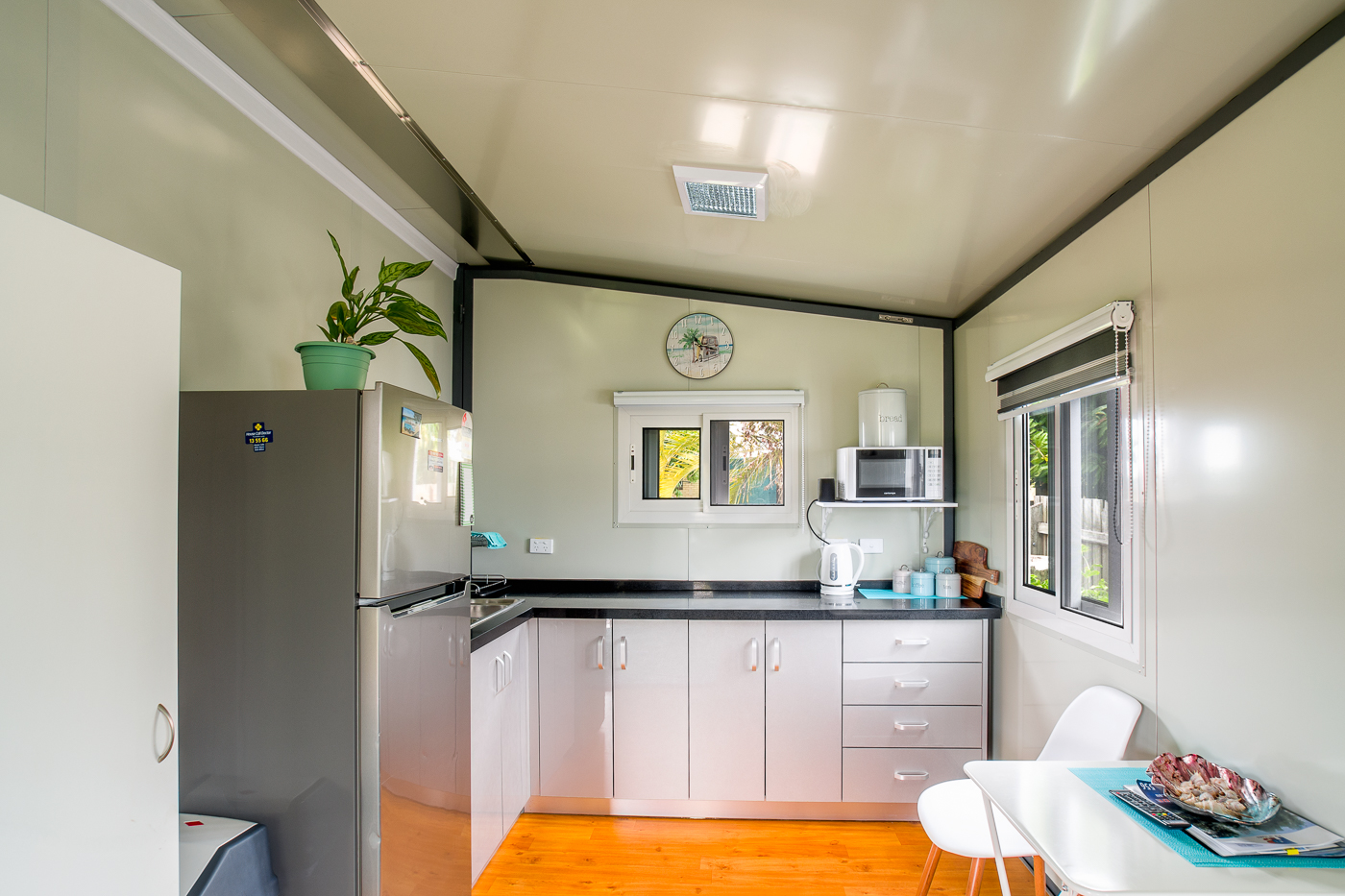 The Keppel 1 Bedroom Granny Flat internal view kitchen